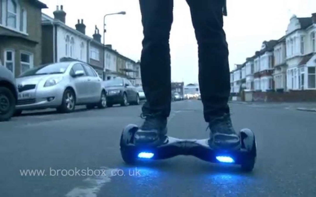 The Transport of the future?? Air Boarding