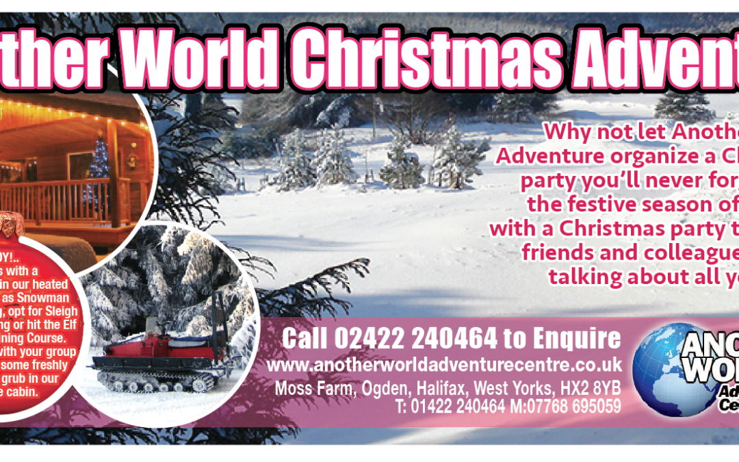 Want a Christmas party with a difference?