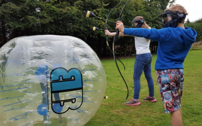 Tag Archery charity event in aid of Children in Need